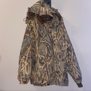 NWOT Columbia hunting jacket with removable liner